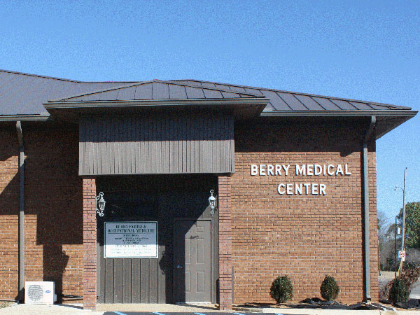 The Berry Family and Occupational Medical Clinic
