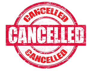 Heritage Festival Cancelled